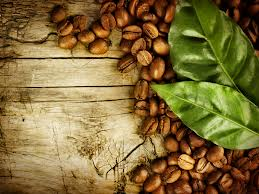 attr.wallpapersus.com Coffee Beans and Leaves